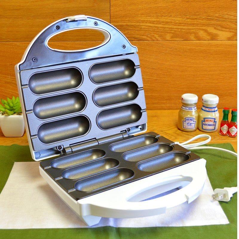 クッチーナプロ ホットドックメーカー 6本 CucinaPro Corn Dog Maker 1550A 家電