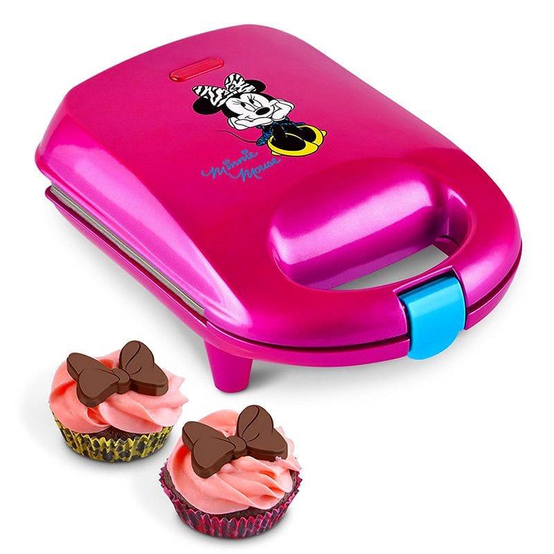 ディズニー ミニー カップケーキメーカー リボン Disney DMG-7 Minnie Mouse Cupcake Maker, Mini, Pink 家電