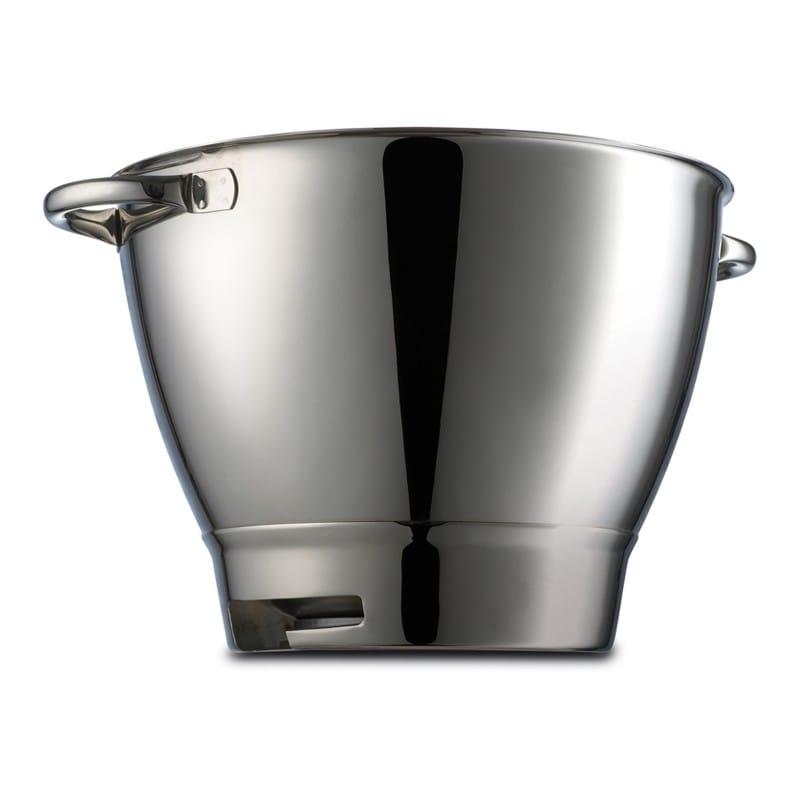 ケンウッド スタンドミキサー用 ステンレスボウル 6.7L パーツ 部品Kenwood Major Sized Stainless Steel Bowl with Handles 36386A