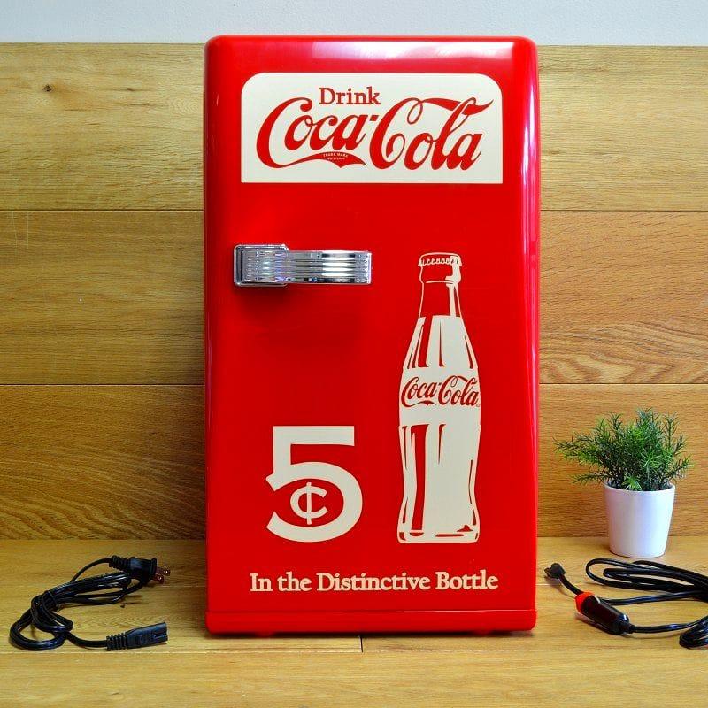 コカ・コーラ レトロ 冷蔵庫 28缶 Coca Cola CCR-12 Retro Fridge 家電