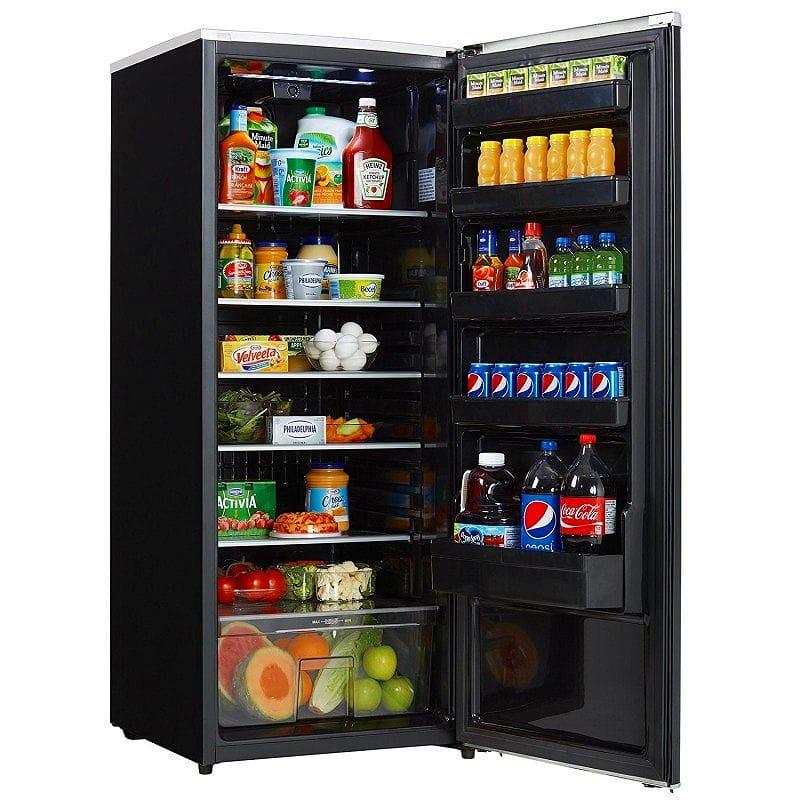 Alphaespace Inc.. | Rakuten Global Market: Danby retro fridge 311L ...