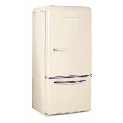Refrigerator 523L nostalgic antique vintage Elmira stove works freezer is  lower Elmirastoveworks Northstar Refrigerators Model 1950