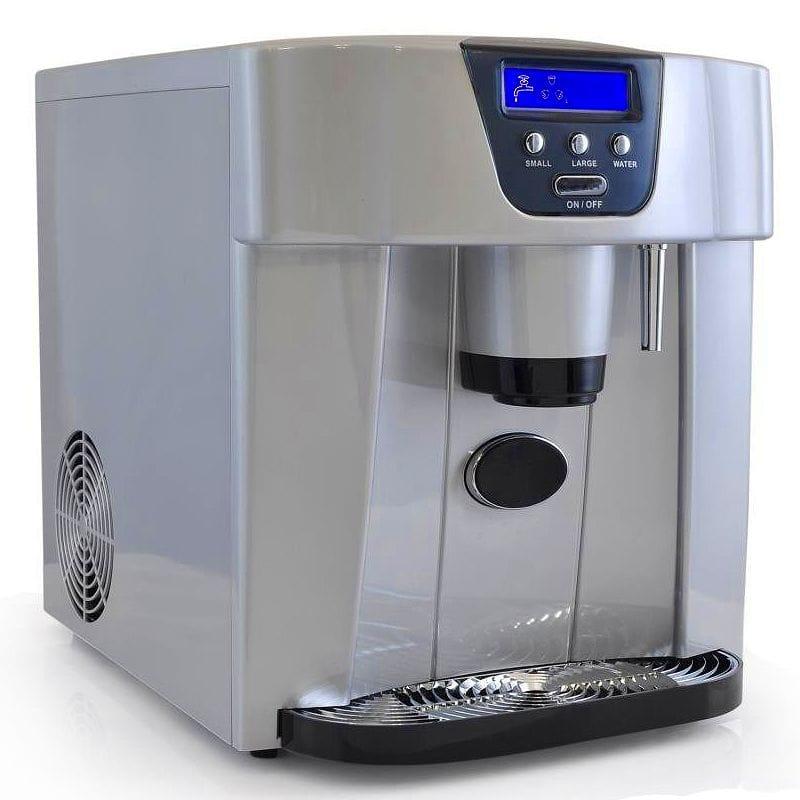 アイスメーカー ディスペンサー 製氷機 ポータブル 家庭用 NutriChef PICEM75 Countertop Ice Maker & Dispenser
