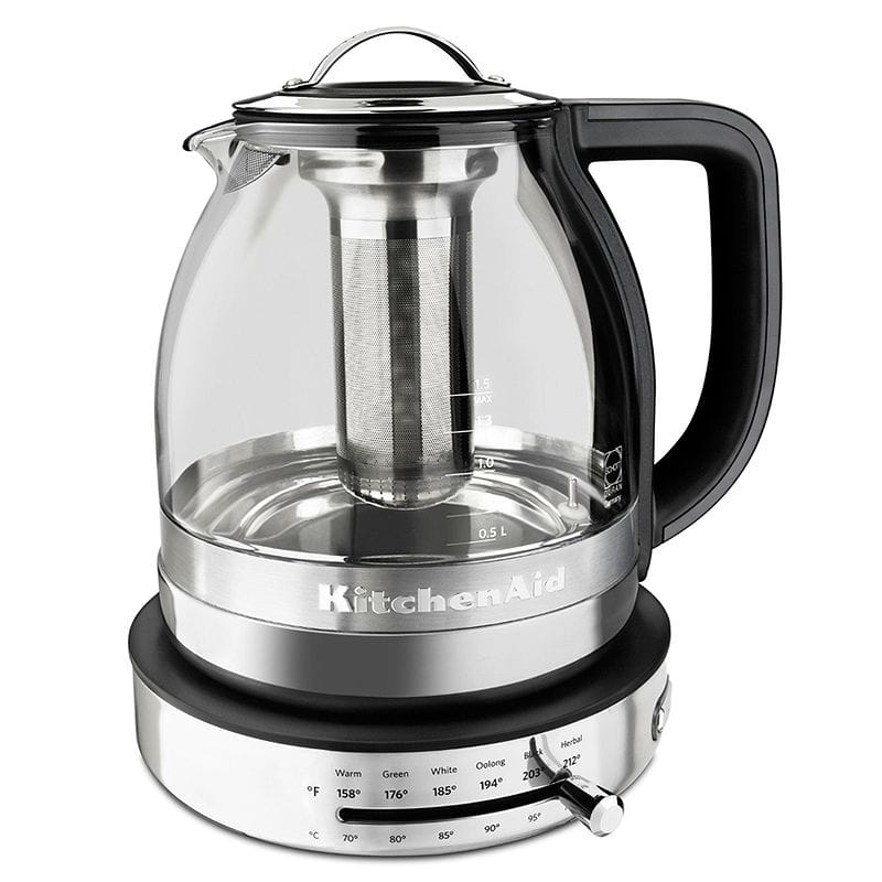 Kitchen Aid Gl Electricity Kettle Stainless Steel 1 5l Kitchenaid Kek1322ss Electric Tea
