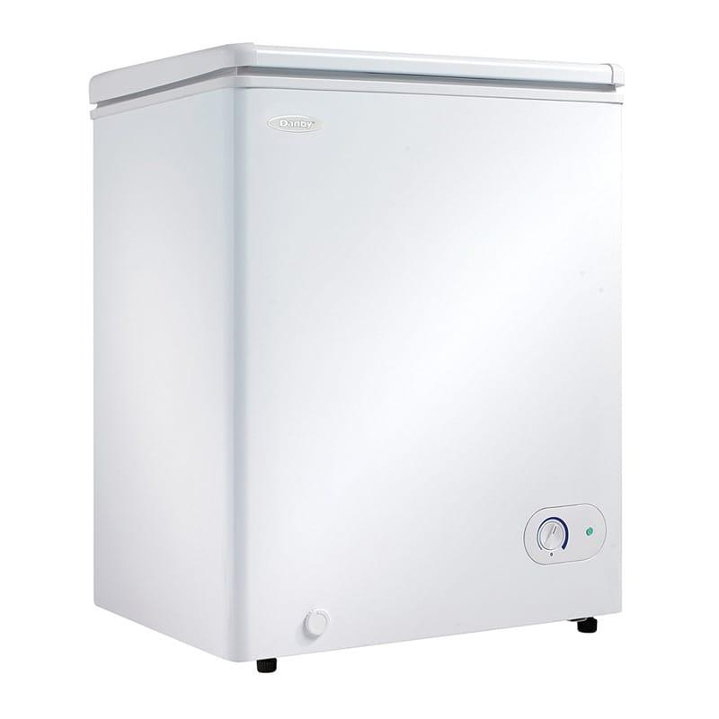 ダンビー フリーザー 冷凍庫 107L Danby DCF038A1WDB1 Chest Freezer, 3.8 Cubic Feet 家電