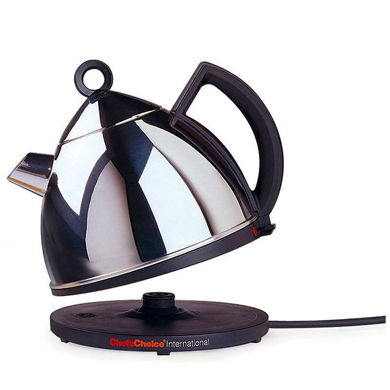 電気ケトル シェフズチョイス Chef's Choice International Deluxe Cordless Electric Teakettle Model 685 家電