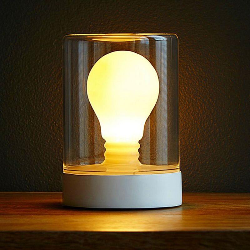 電球型LEDライト 照明 ベッドサイドランプ Nightbulb 家電