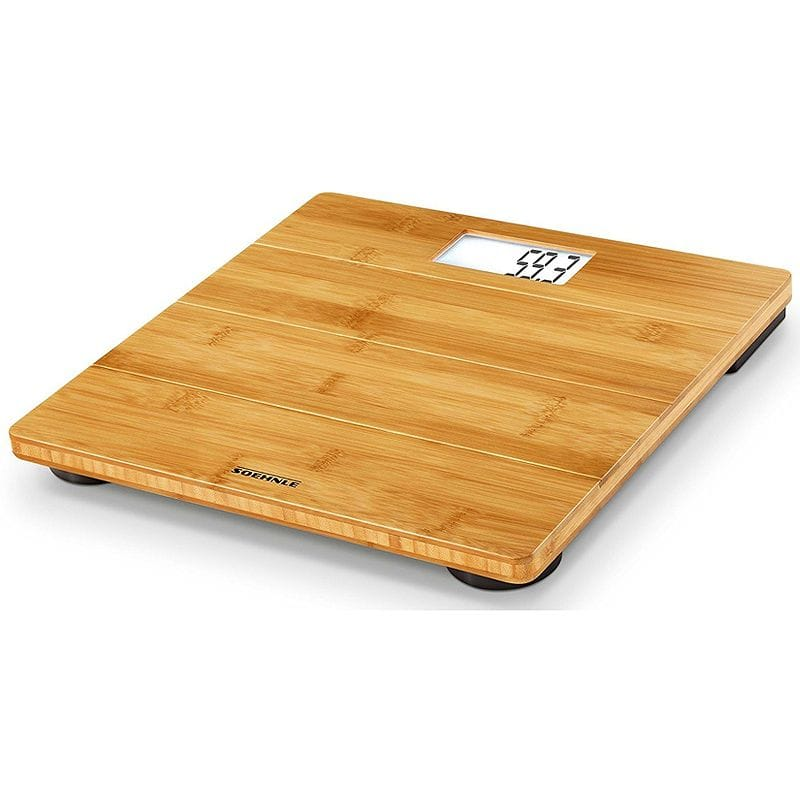 ツェーンレ バンブースケール 体重計Soehnle Bamboo Natural Personal Digital Bathroom Scale