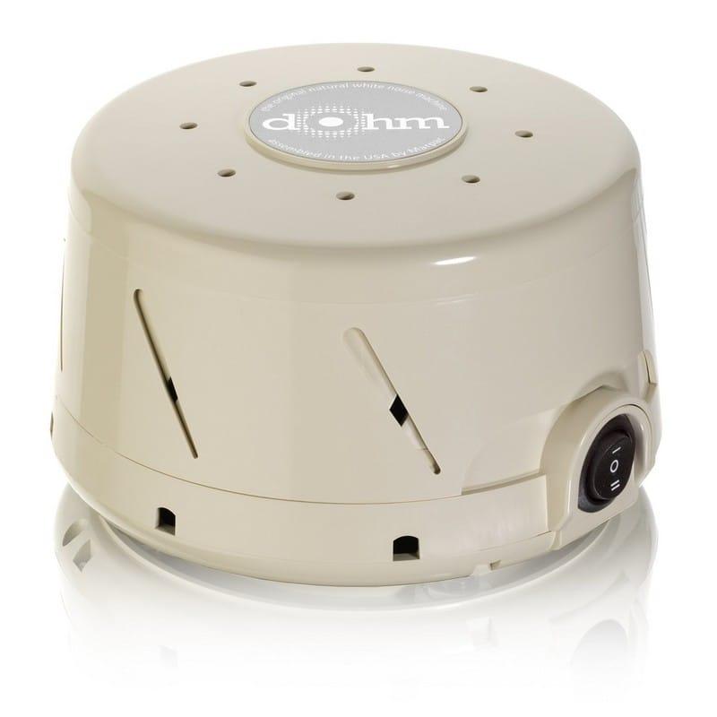 アメリカ国立睡眠財団公式 スリープ セラピー サウンドマシーン Marpac Dohm-DS All-Natural White Noise Sound Machine