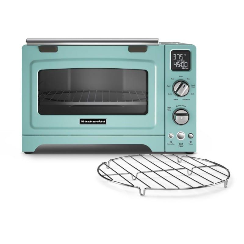 キッチンエイド 1800-watt コンベクションオーブン Oven デジタル KitchenAid KCO275 Convection デジタル 1800-watt Digital Countertop Oven 家電, LUNA RIBBON:1e375c71 --- sunward.msk.ru