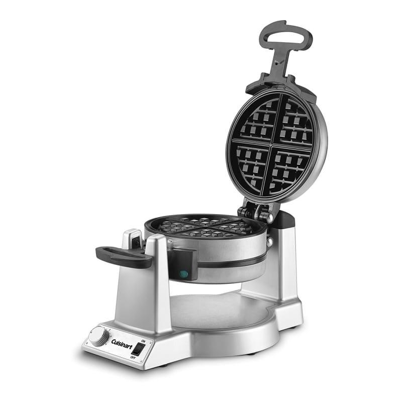 クイジナート フリップ式 ダブルワッフルメーカー 上下2枚焼Cuisinart WAF-F20 Double Belgian Waffle Maker