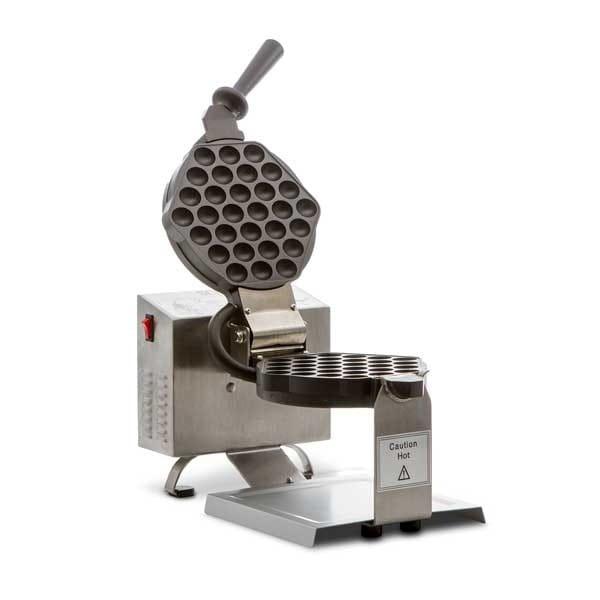 業務品質 セフラ エッグワッフルメーカー フリップ式 パッフル バブルワッフル 鶏蛋仔 SEPHRA Commercial Bubble Waffle Maker【日本語説明書付】