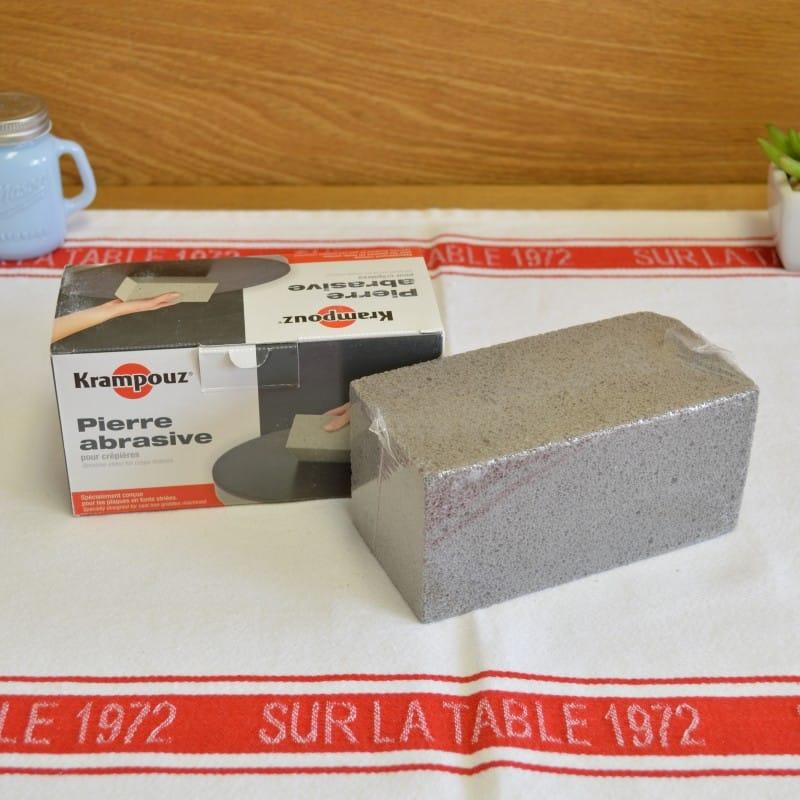 クランプーズ社 クレープメーカー用 クリーニングストーン 砥ぎ石 Krampouz Crepe Maker Cleaning Stone