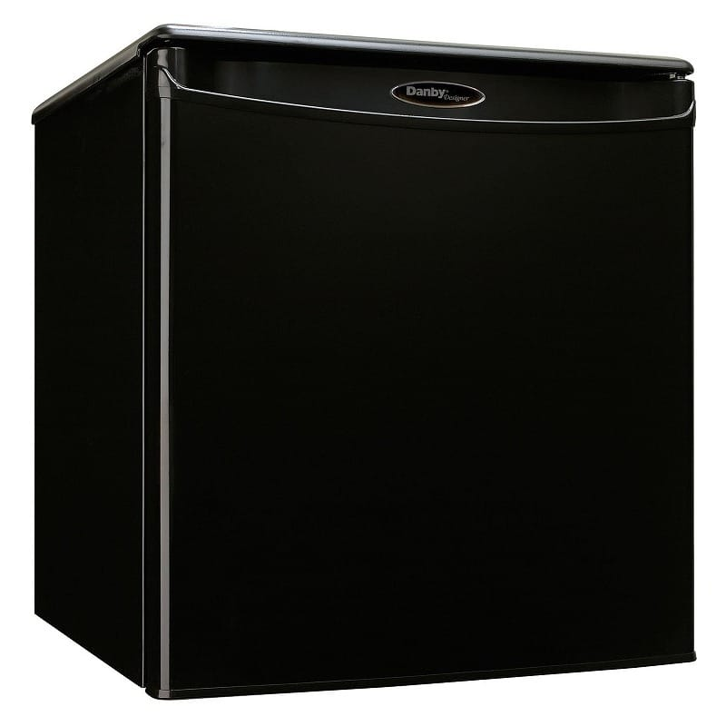 ダンビー コンパクト 冷蔵庫 49L リバーシブルドア ブラック Danby DAR017A2BDD Compact All Refrigerator 家電