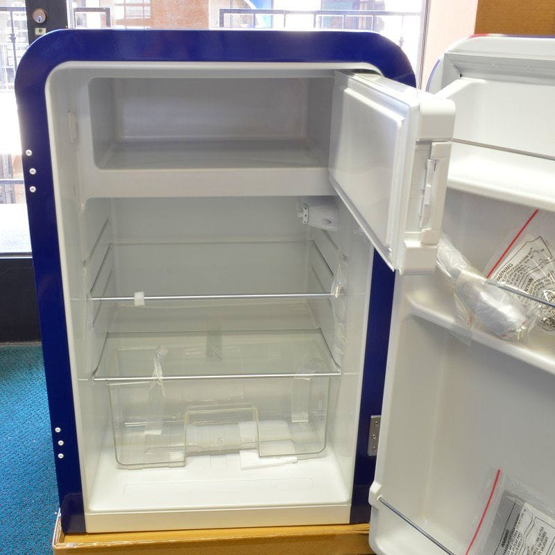 怀旧复古冰箱怀旧 RFF38SD 复古系列 3.8-立方英尺的冰箱与冰箱