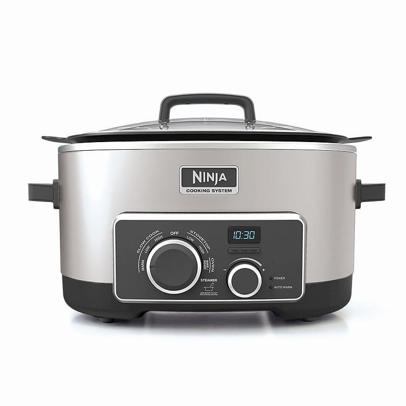 ニンジャ クッキングシステム スロークッカ オーブン 5.6L Ninja 4-in-1 Cooking System MC950Z