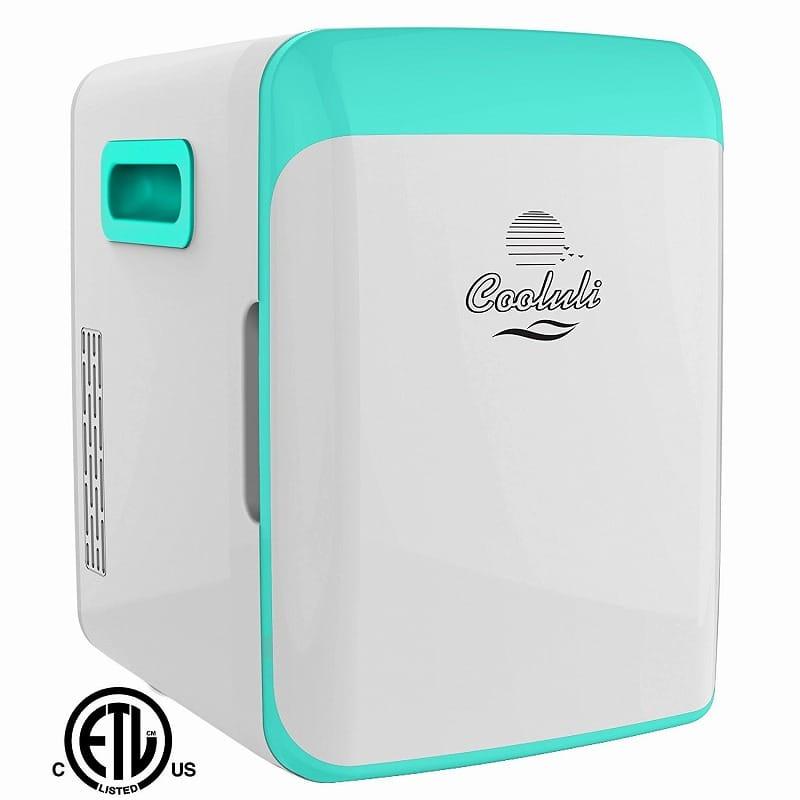 保冷&保温庫 ミニ冷蔵庫 車載可 12缶 10L Cooluli Electric Cooler and Warmer 家電
