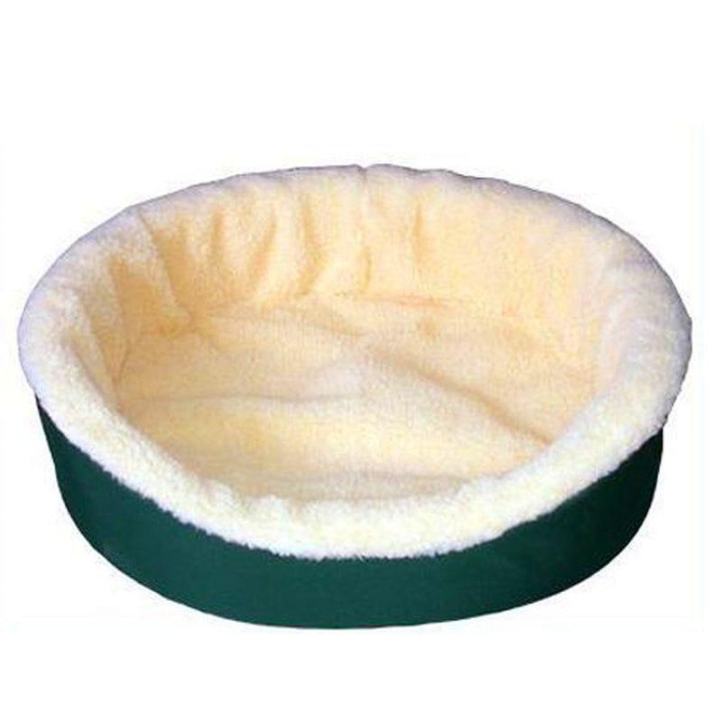 カドラー ドッグベッドキング ペット 犬 アメリカ製 Dog Bed King USA Imitation Lambswool Dog Bed Green