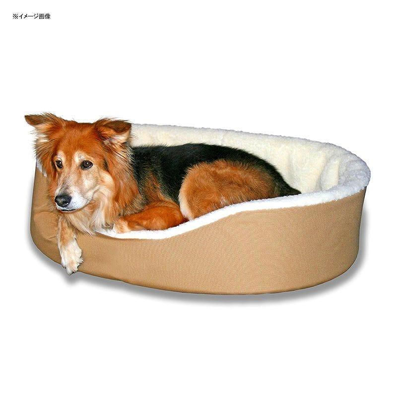 カドラー ドッグベッドキング ペット 犬 アメリカ製 Dog Bed King USA Imitation Lambswool Dog Bed Tan