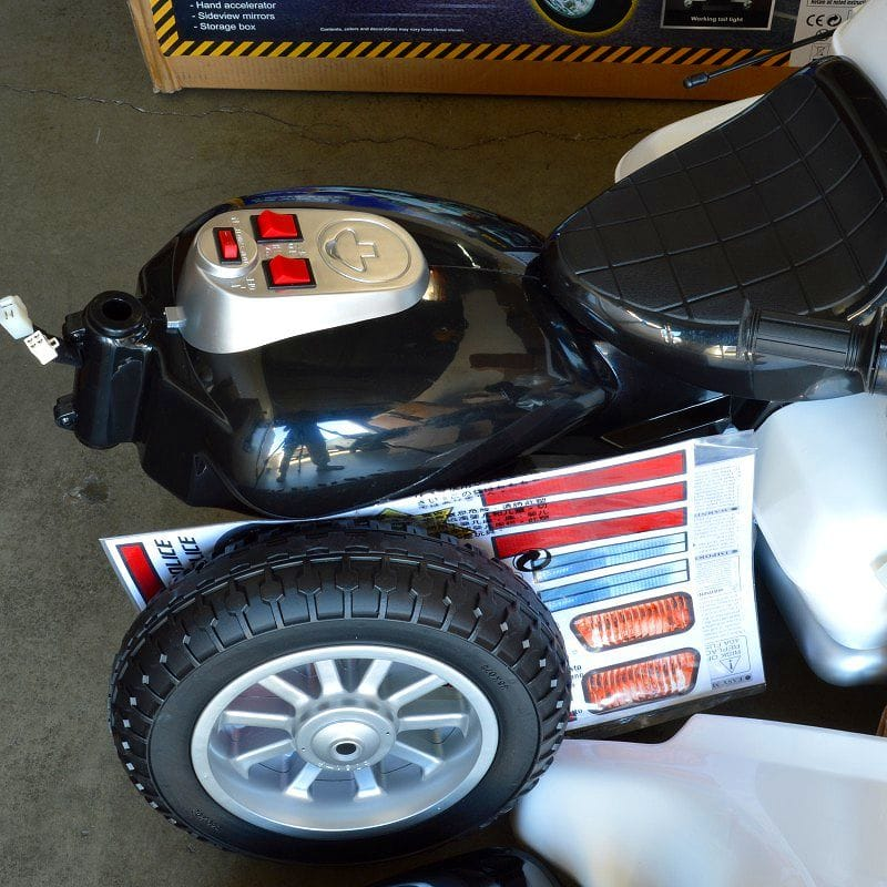 Alphaespace: Object Age 5-9 Years Old Electric Car Kid