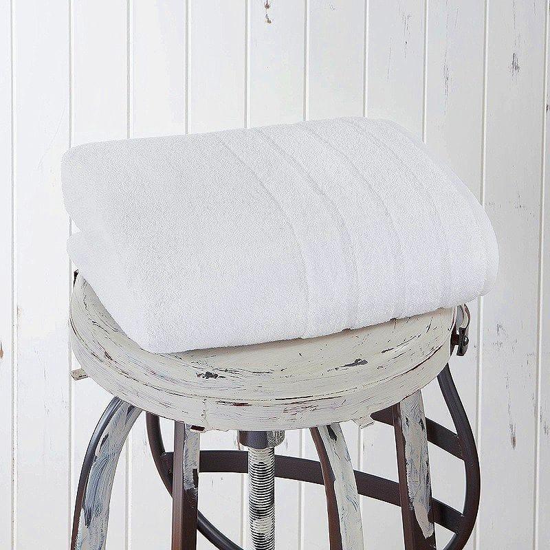アメリカ製 コットン100% バスタオル Luxury Bath Towel, Made in the USA with 100% Cotton from Africa