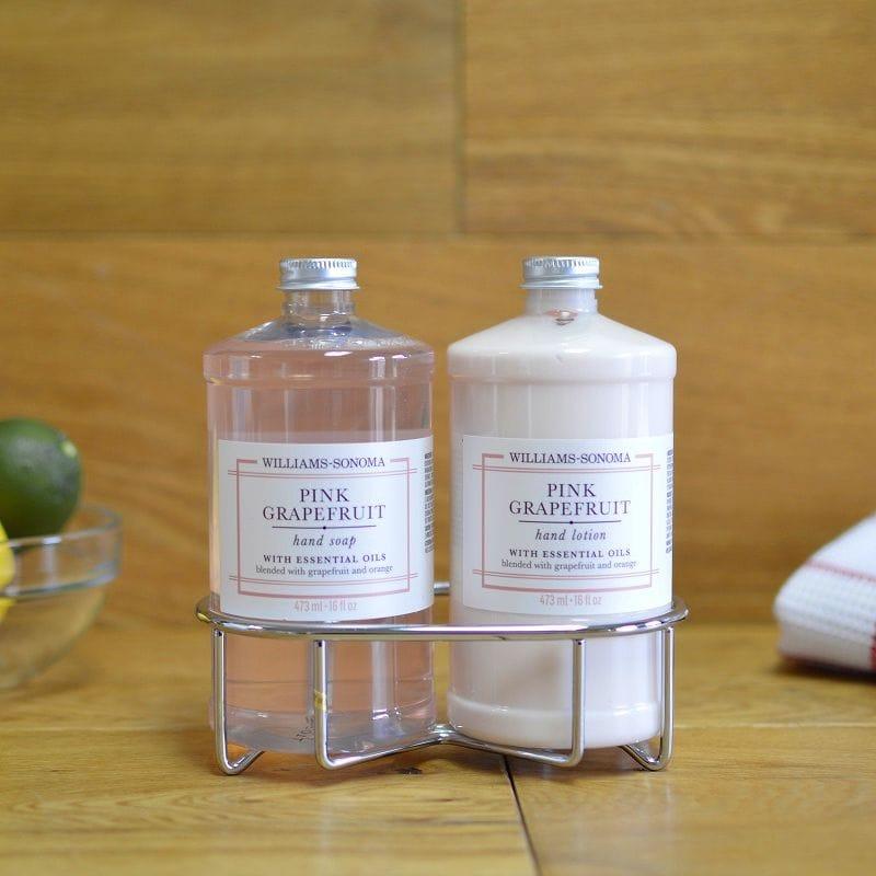 ウィリアムズソノマ ハンドソープ&ローションセット ピンクグレープフルーツWilliams-Sonoma Hand Soap & Lotion Set, Pink Grapefruit