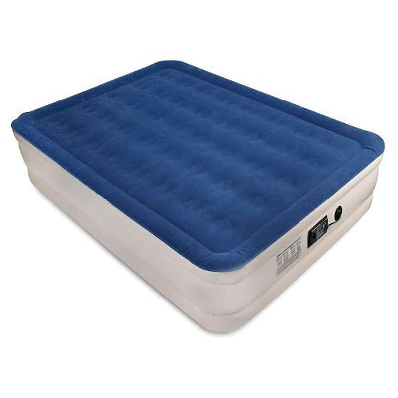 クイーンサイズ エアマットレス 電動エアポンプ付 SoundAsleep Dream Series Air Mattress 家電