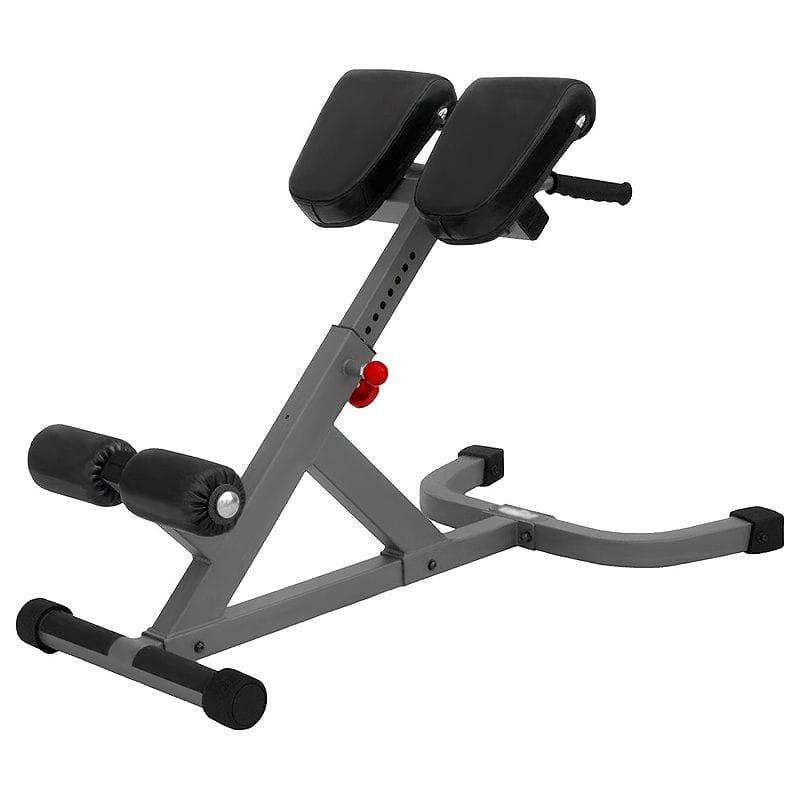 トレーニングベンチ 筋トレ マシーン 背筋 ハイパーエクステンション xHyper Adjustable Core-Strengthening Workout Bench XM-7609