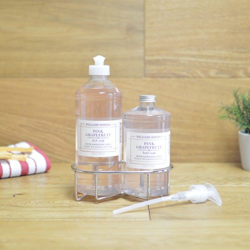 ウィリアムズソノマ ハンドソープ&ディッシュソープセット ピンクグレープフルーツ Williams-Sonoma Hand Soap & Dish Soap Set, Pink Grapefruit
