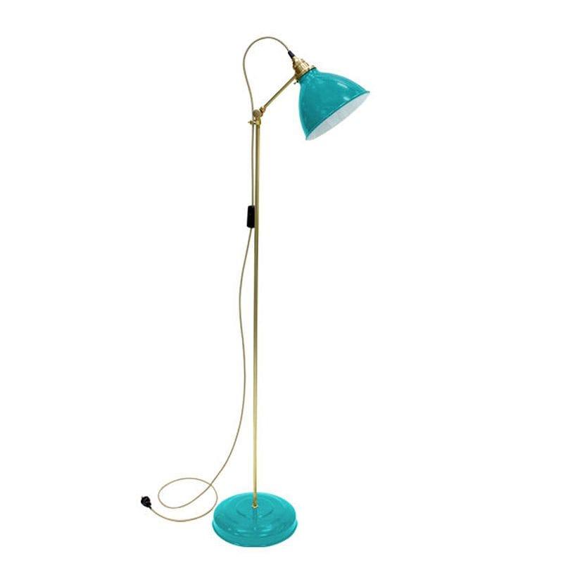 アンティーク フロアライト レトロ 照明 ランプ カスタマイズ可能 オーダーランプ ビンテージ テーブルランプ Barn light electric The Getty Floor Lamp 家電