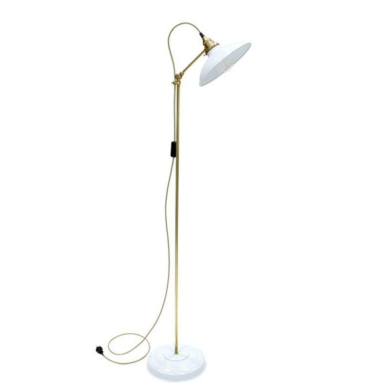 アンティークフロアライト レトロ 照明 ランプ カスタマイズ可能 オーダーランプ ビンテージ テーブルランプ Barn light electric The Skylark Floor Lamp 家電