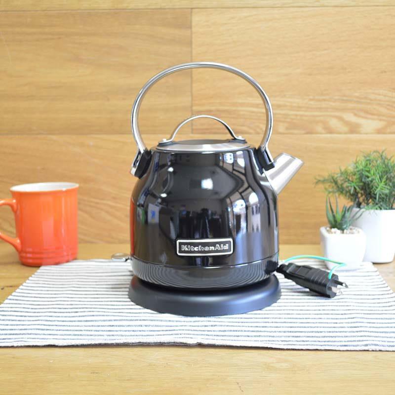 キッチンエイド フォーム電気ティーケトル KitchenAid KitchenAid Form Kettle Tea Form Kettle 家電, Felicita:b7517656 --- sunward.msk.ru