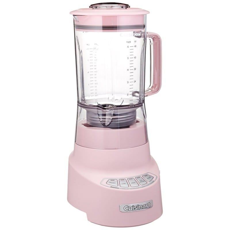 クイジナート ミキサー ブレンダー ピンク Cuisinart SPB-8PK VELOCITY 600-Watt Blender - Pink 家電