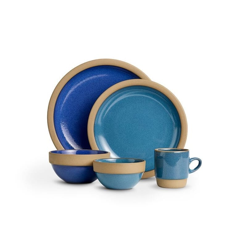 ヒースセラミックス ディナーウェア フルセット 5点 Heath Ceramics Mariposa Full Dinnerware Set Full Set - 5 Pieces