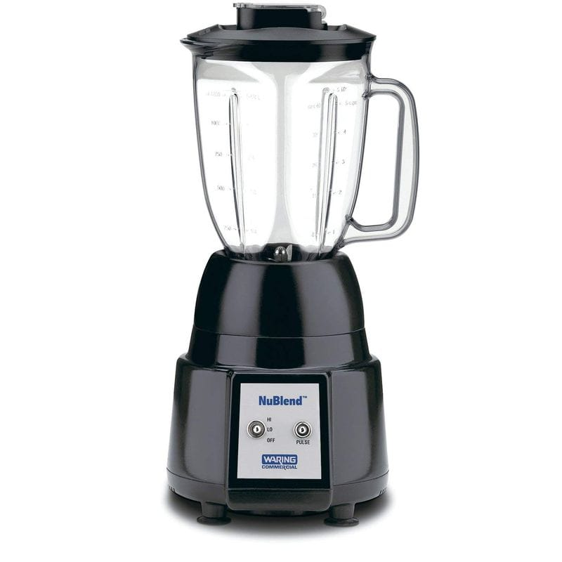 ワーリング ブレンダー ミキサー 1.3L Waring (BB180) 44 oz Commercial Blender - NuBlend Series 家電