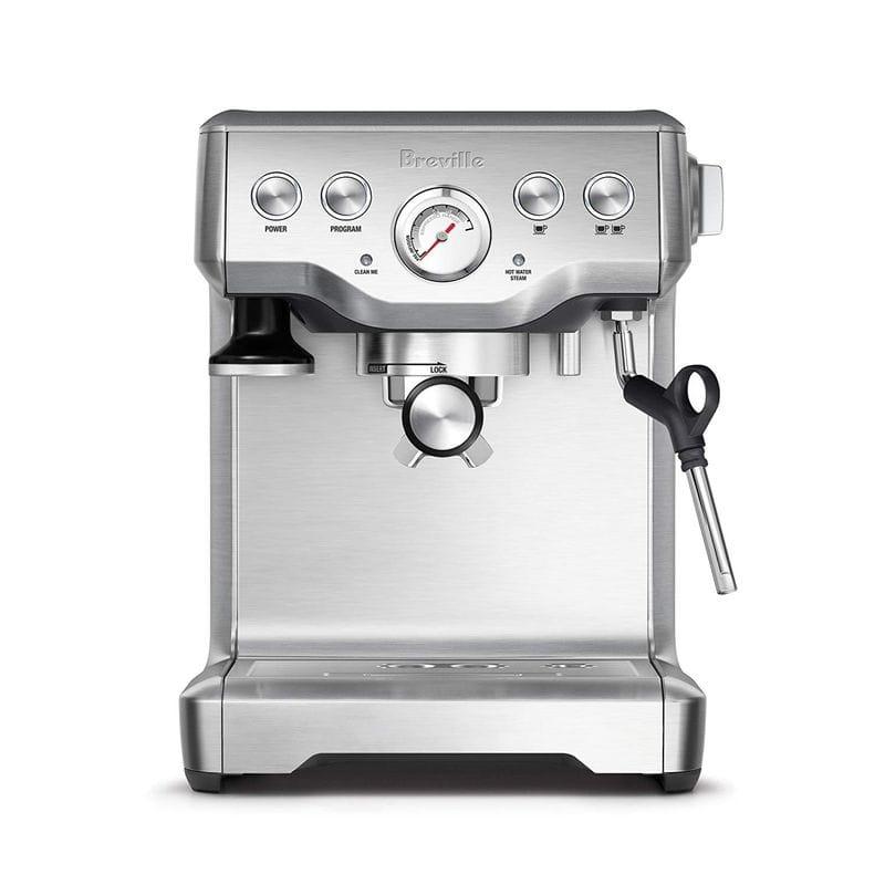 ブレビル 本格エスプレッソマシーンBreville BES840XL the Infuser Espresso Machine 家電