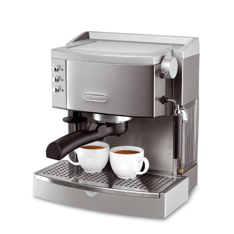 海外向け 220V 240V デロンギ エスプレッソメーカー DELONGHI EC750 COFFEE MACHINE 家電