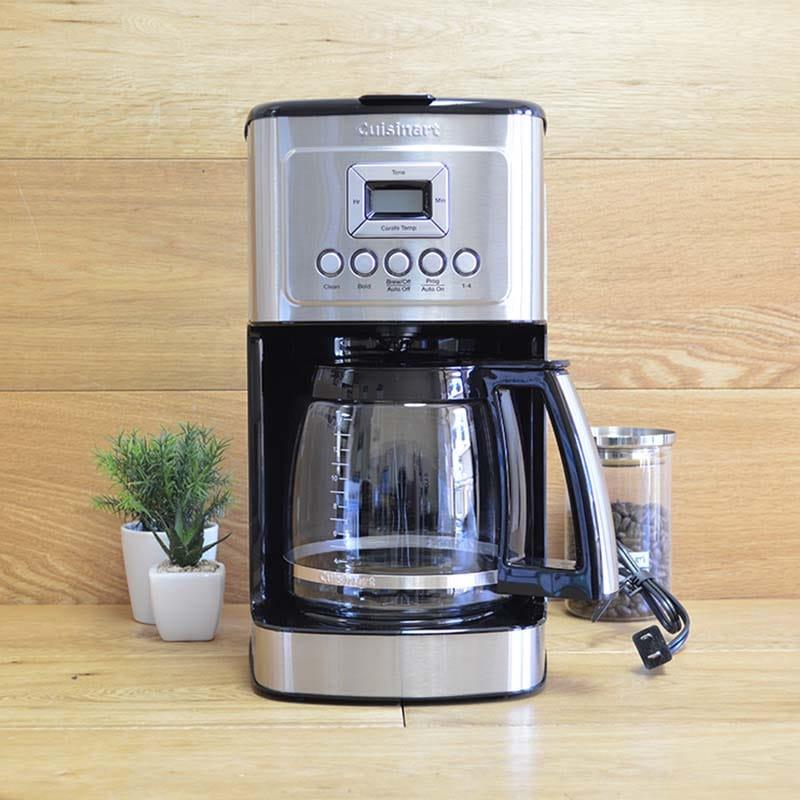クイジナート コーヒーメーカー Programmable Cuisinart クイジナート Coffeemaker DCC-3200 14-Cup Programmable Coffeemaker 家電, ナカガワグン:5e71586c --- sunward.msk.ru