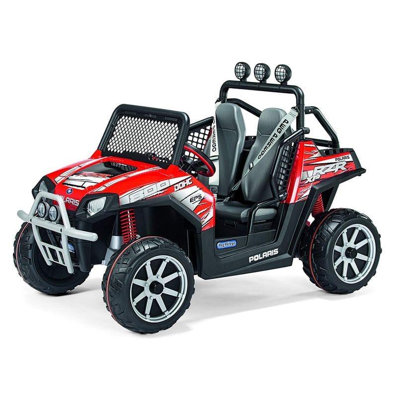 子供用電動自動車 電気自動車 ペグペレーゴ ポラリス レンジャー レッド 電動カー Peg Perego Polaris Ranger RZR IGOD0516US (Red) 24 Volt【組立要】【代引不可】