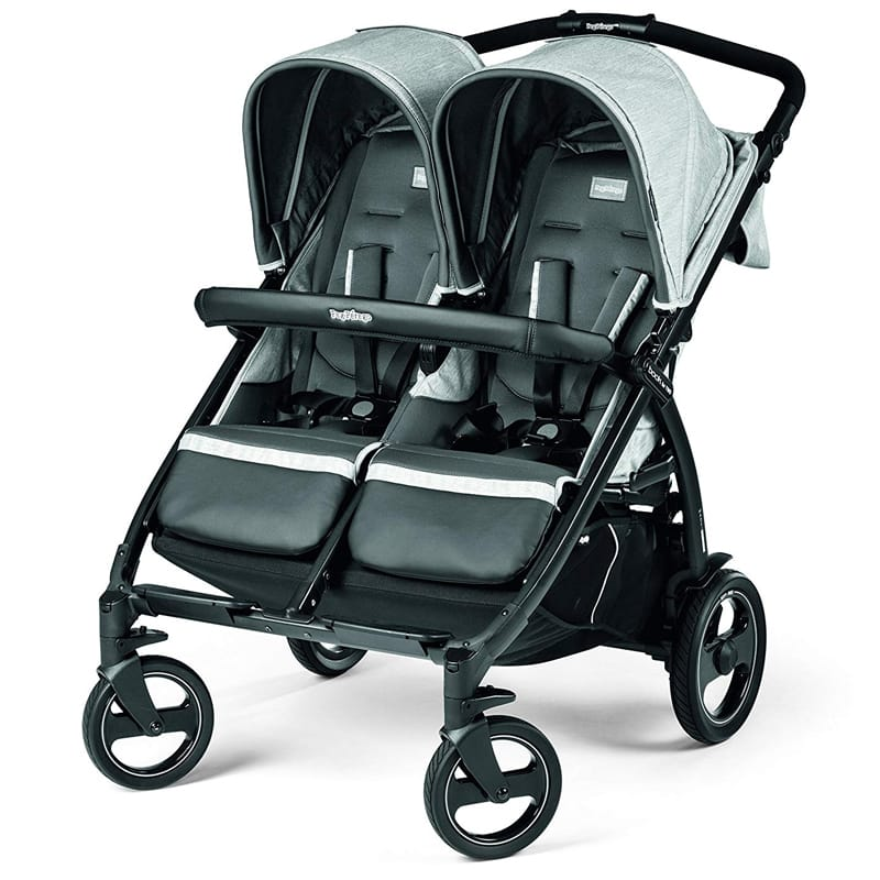 ペグペレーゴ ベビーカー 双子用 Peg Perego Book for Two Baby Stroller, Atmosphere