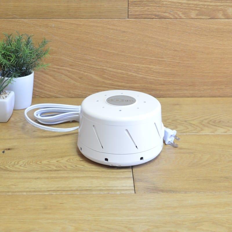 【30日間返金保証】【送料無料】上質な眠りをサポート アメリカ国立睡眠財団公式 スリープ セラピー サウンドマシーン Marpac Dohm-DS All-Natural White Noise Sound Machine