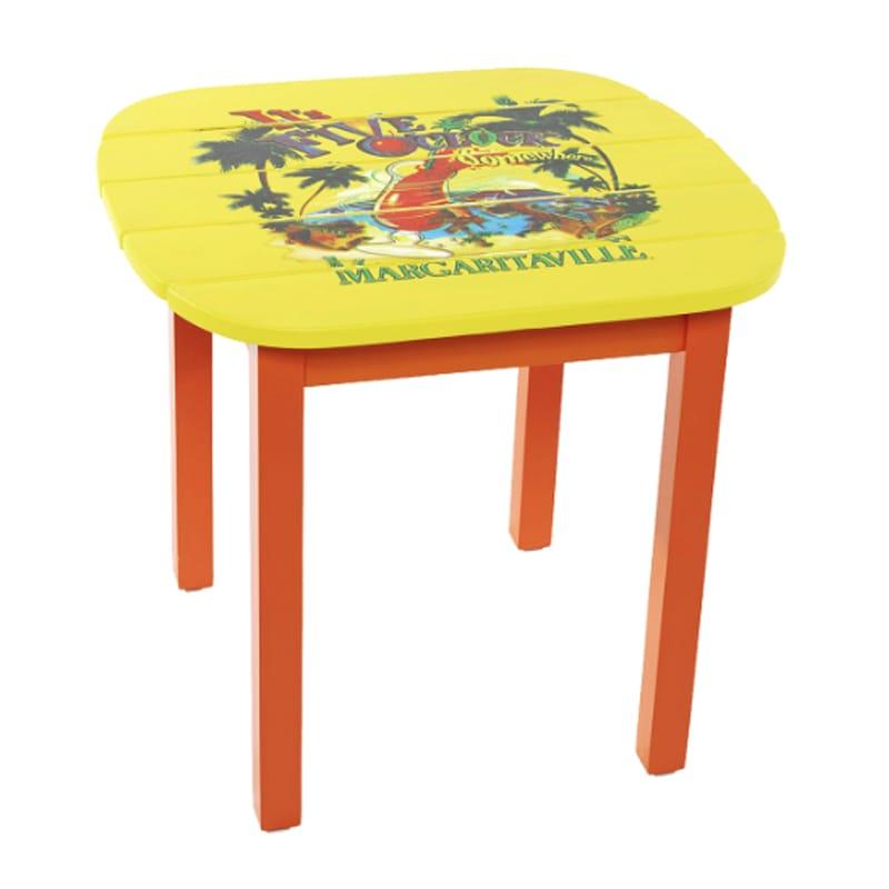 サイドテーブル ハンドメイド 高さ55cm カリフォルニア 5:00 SIDE TABLE
