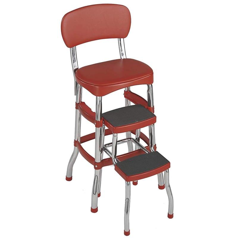 コスコ カウンターチェア ステップスツール 踏み台 Cosco Retro Counter Chair/Step Stool