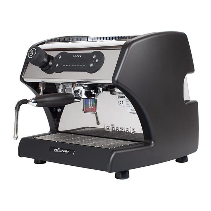 エスプレッソマシン 業務品質 カスタム可 La Spaziale ダイレクトポンプ 2.5L スチームボイラー LUCCA Direct Plumb A53 Espresso Machine by La Spaziale 家電