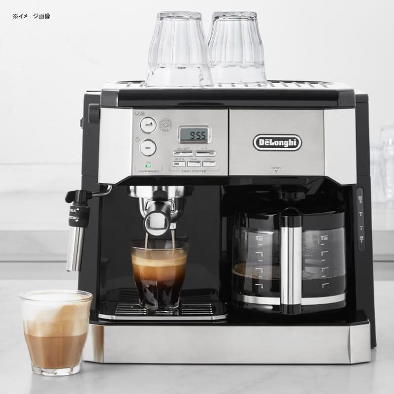 コンビネーション エスプレッソマシン コーヒーメーカー デロンギ ウイリアムズ・ソノマ限定モデル Williams-Sonoma Delonghi All in One Combination Espresso & Coffee Maker BCO432 家電