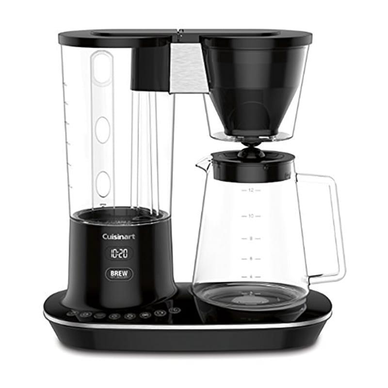 コーヒーメーカー クイジナート プログラムタイマー ガラスカラフェ 12カップ Cuisinart DCC-4000 Coffee Maker 家電