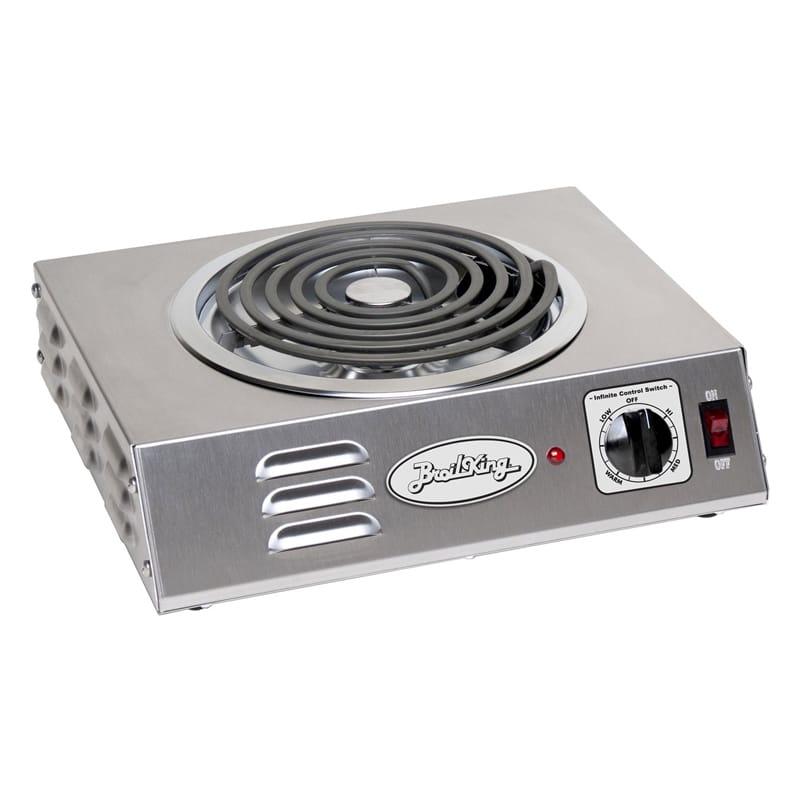 電気コンロ ブロイルキング ハイパワー 1500W 電熱器 BroilKing Professional Electric Hi-Power Hot Plate CSR-3TB 家電