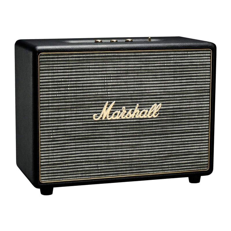マーシャル スピーカー 200W Marshall Woburn Bluetooth Speaker, Black (4090963)