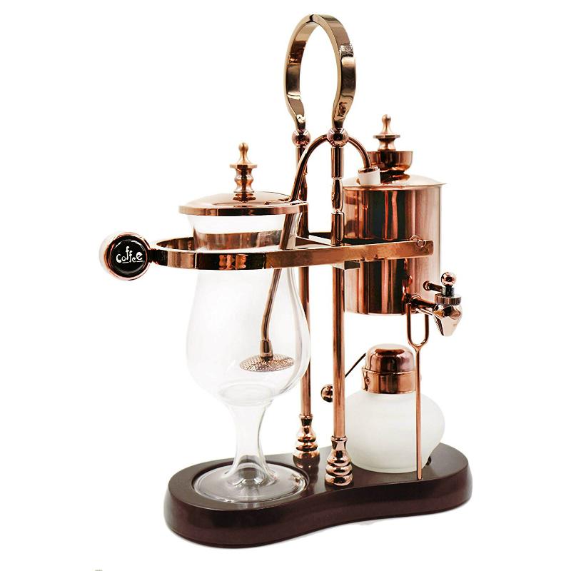 【30日間返金保証】【送料無料】 サイフォン式 コーヒーメーカー ベルギー ローヤルファミリー Diguo Belgium Luxury Royal Family Balance Syphon Coffee Maker