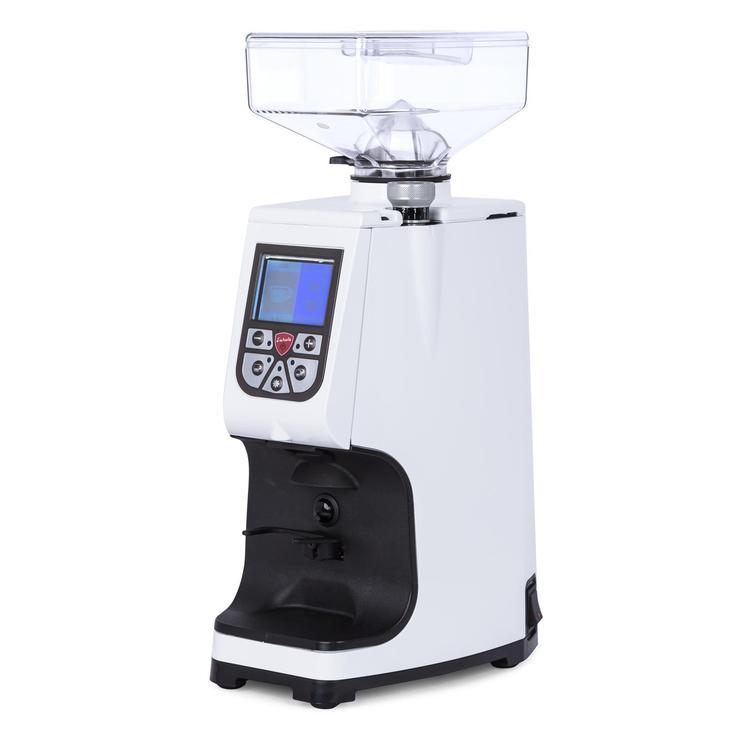 エスプレッソ グラインダー 豆挽き デジタル ディスプレイ タイマー調節 業務 カフェ Eureka Atom Espresso Grinder 家電